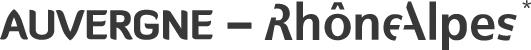Région Auvergne Rhône Alpes (logo provisoire)